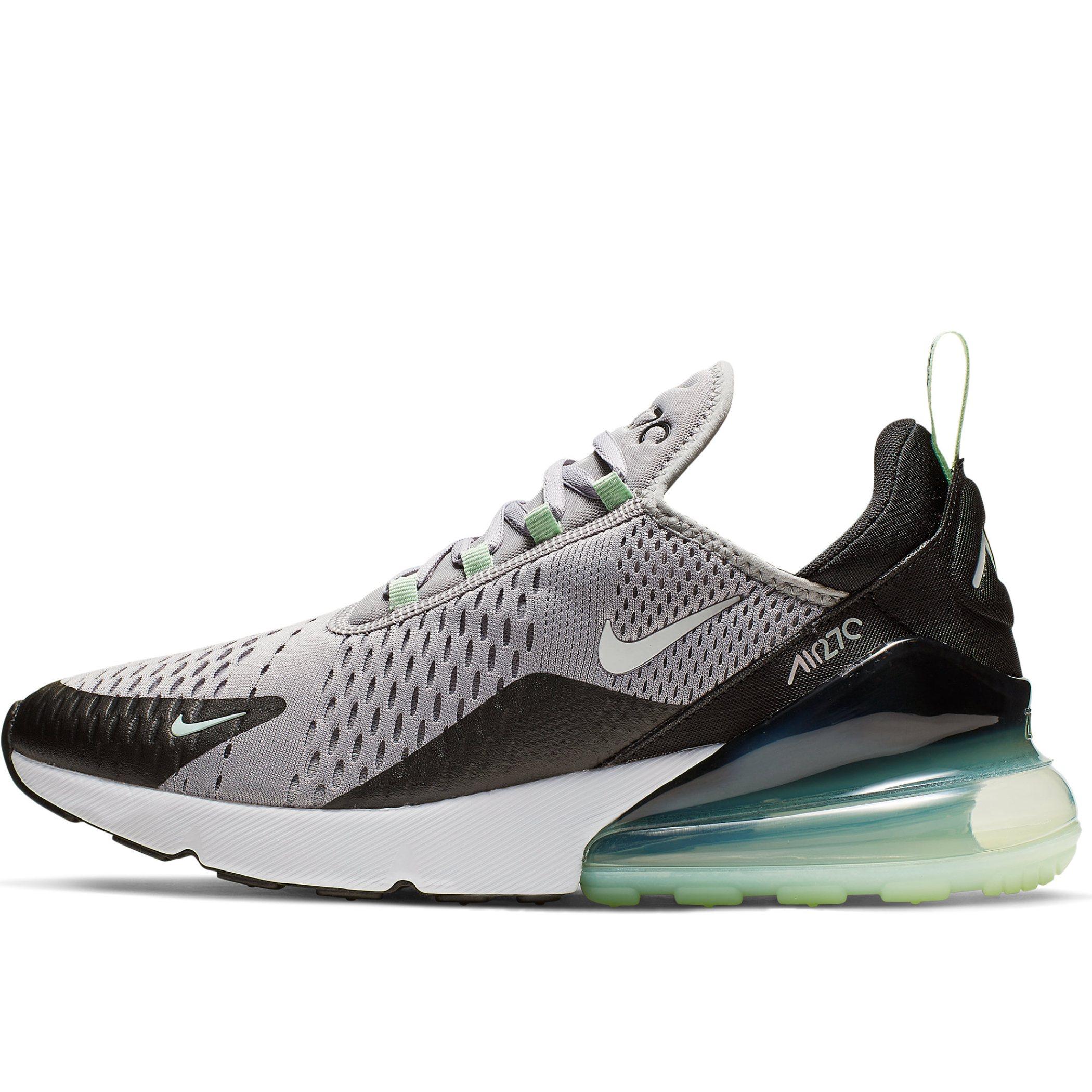 313a4e94 Мужские кроссовки Nike Air Max 270 Atmosphere Grey/White-Fresh Mint-Black -