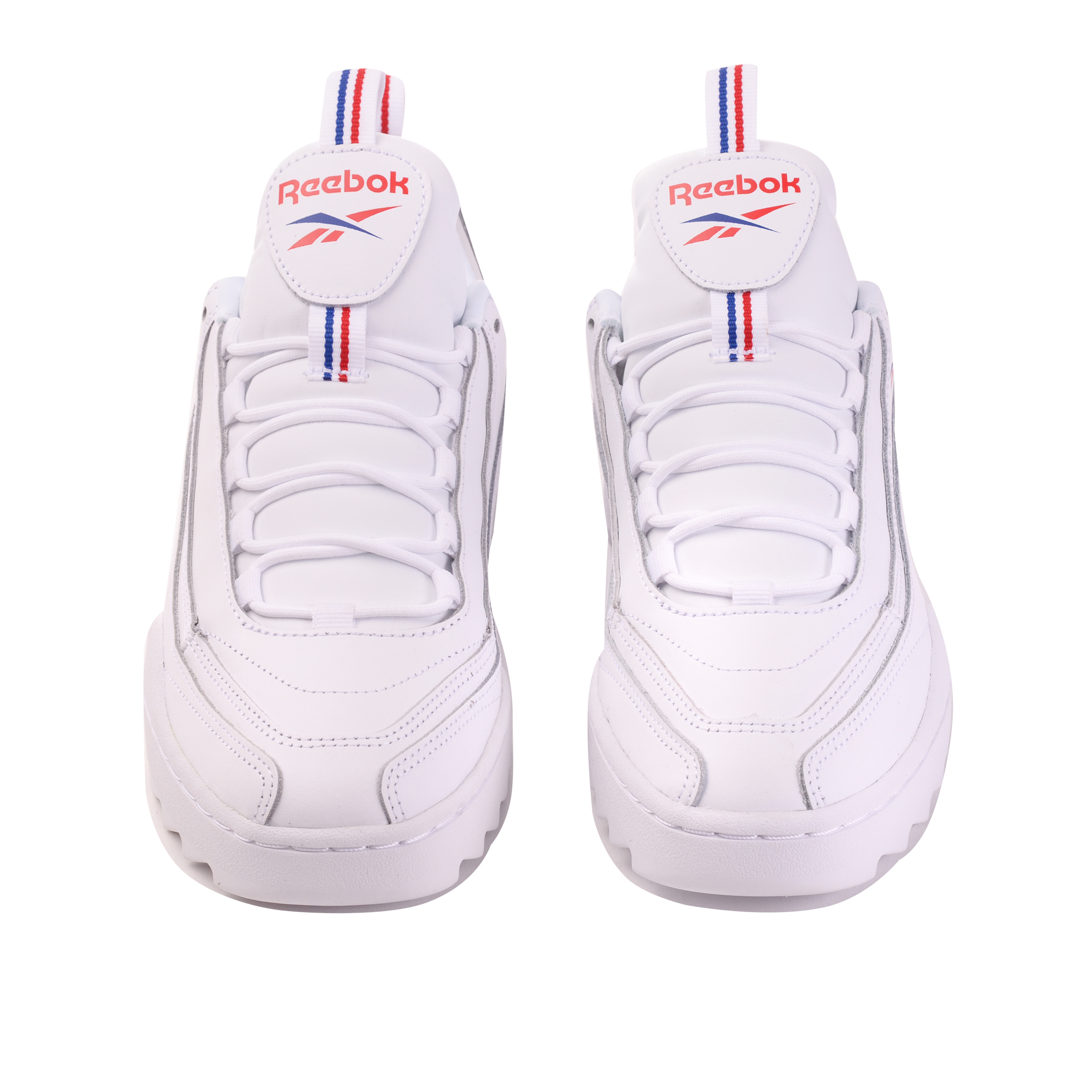 0812786af9c Кроссовки Reebok Classic Rivyx Ripple WHITE EXCELLENT RED COLLEGIATE ROYAL  - фото 3