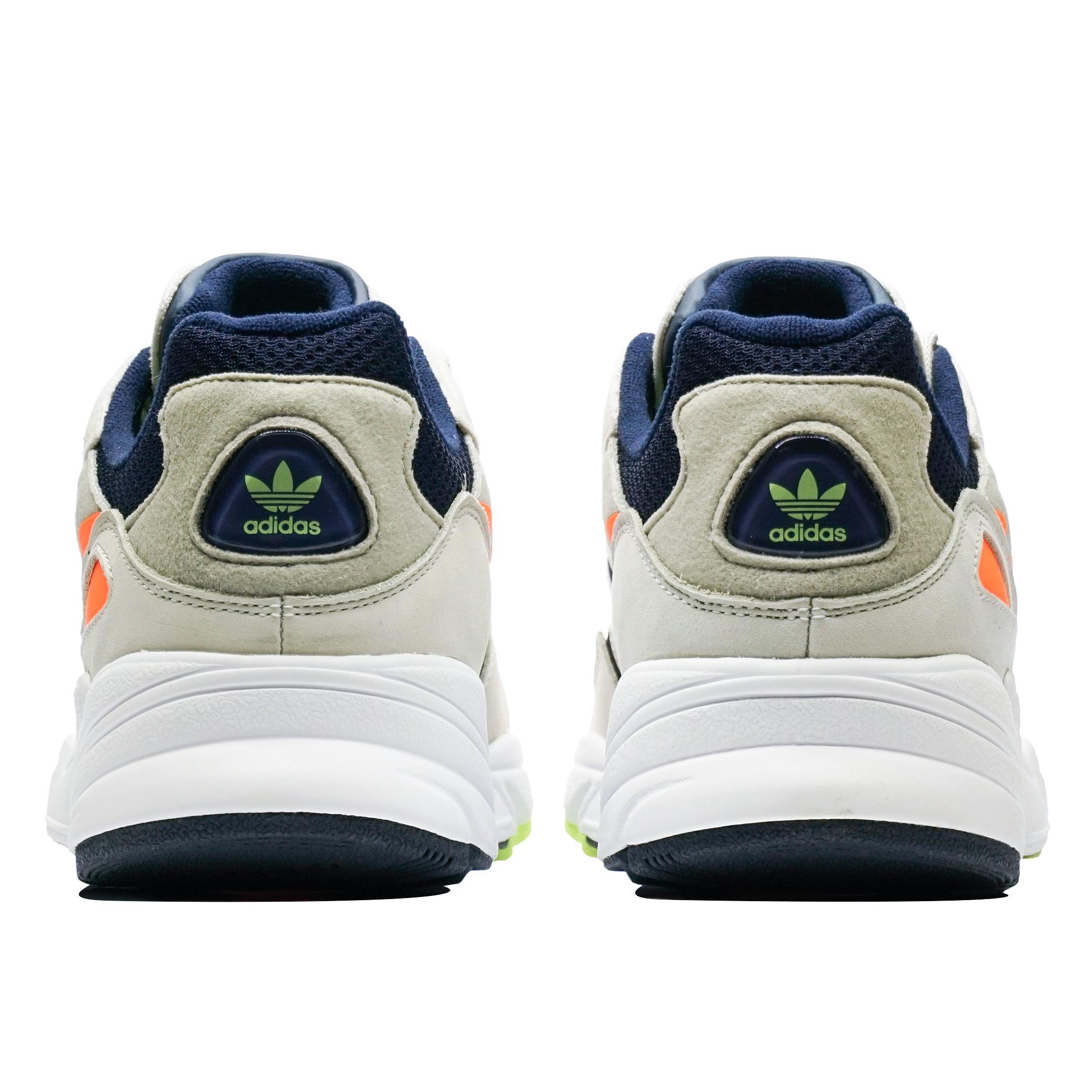 9c6b41d2 Мужские кроссовки adidas Originals Yung-96 Collegiate Navy/Raw White,/Solar  Orange