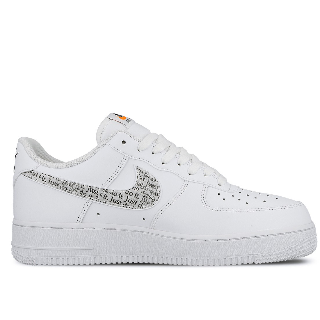 """74253ded Мужские кроссовки Nike Air Force 1 '07 LV8 """"Just Do It"""" Pack"""