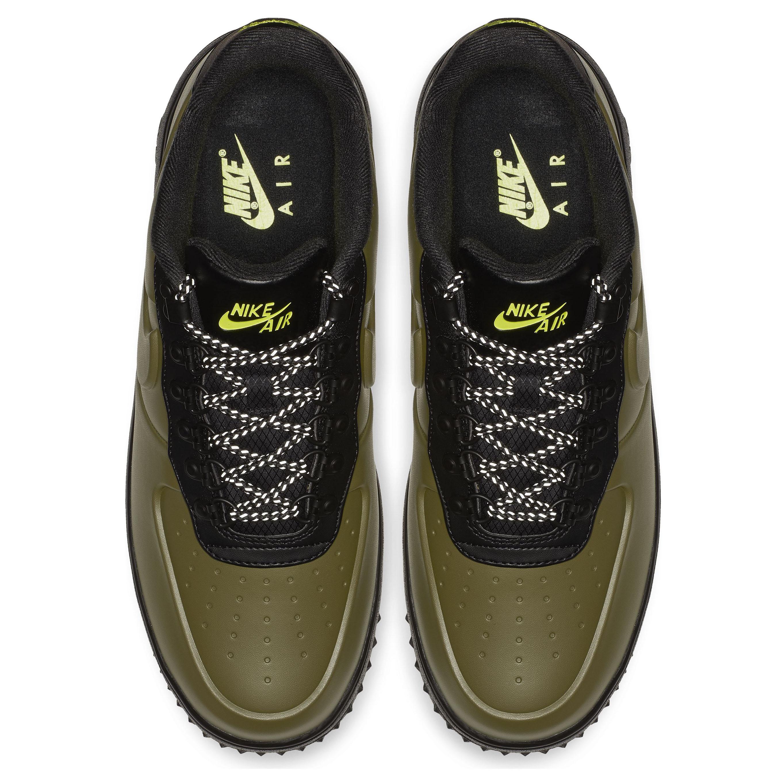 f1cf3ad7 Мужские кроссовки Nike Lunar Force 1 Low Duckboot Olive Canvas/Olive  Canvas-Black-