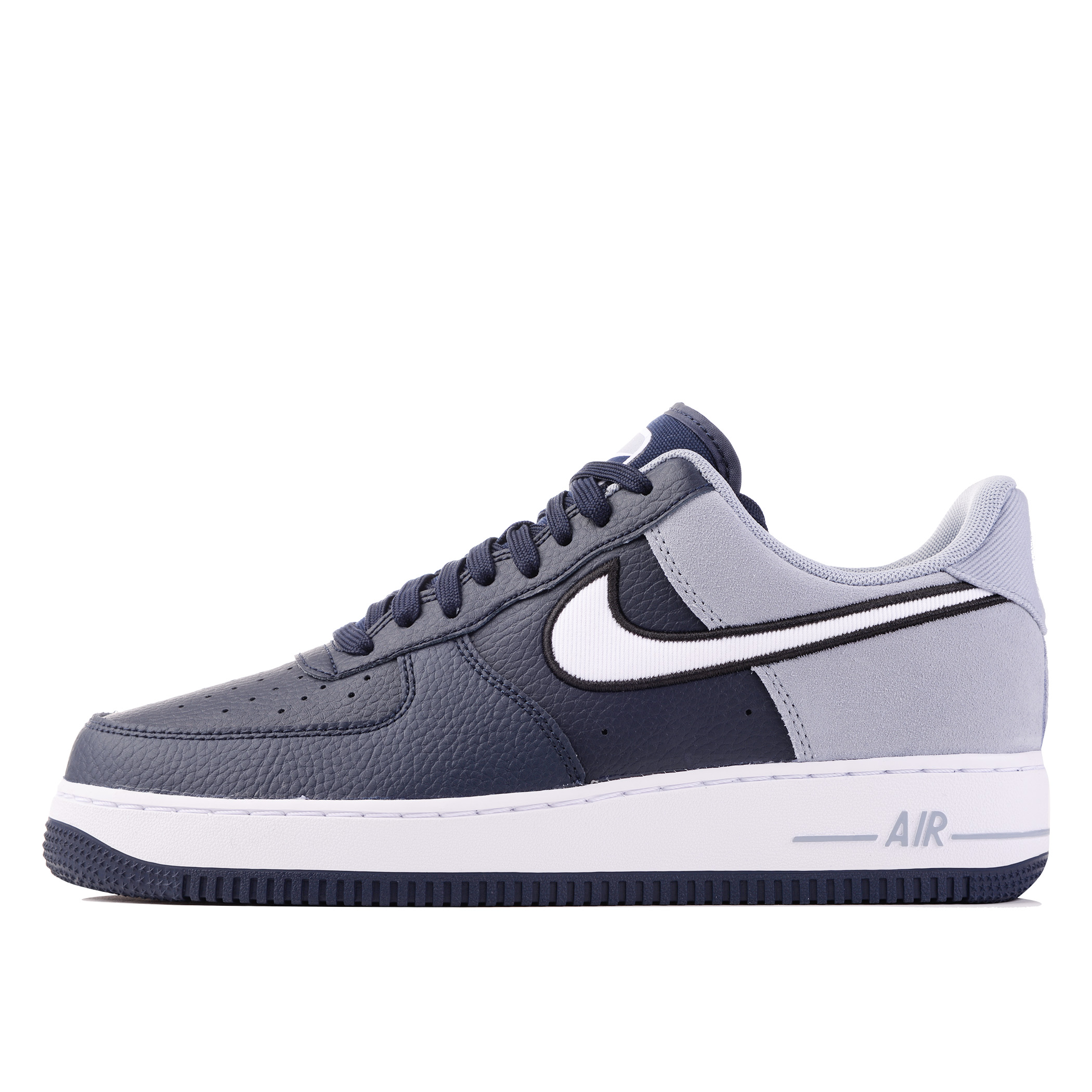 nike air force 1 flyknit 2.0 college navywhite obsidian