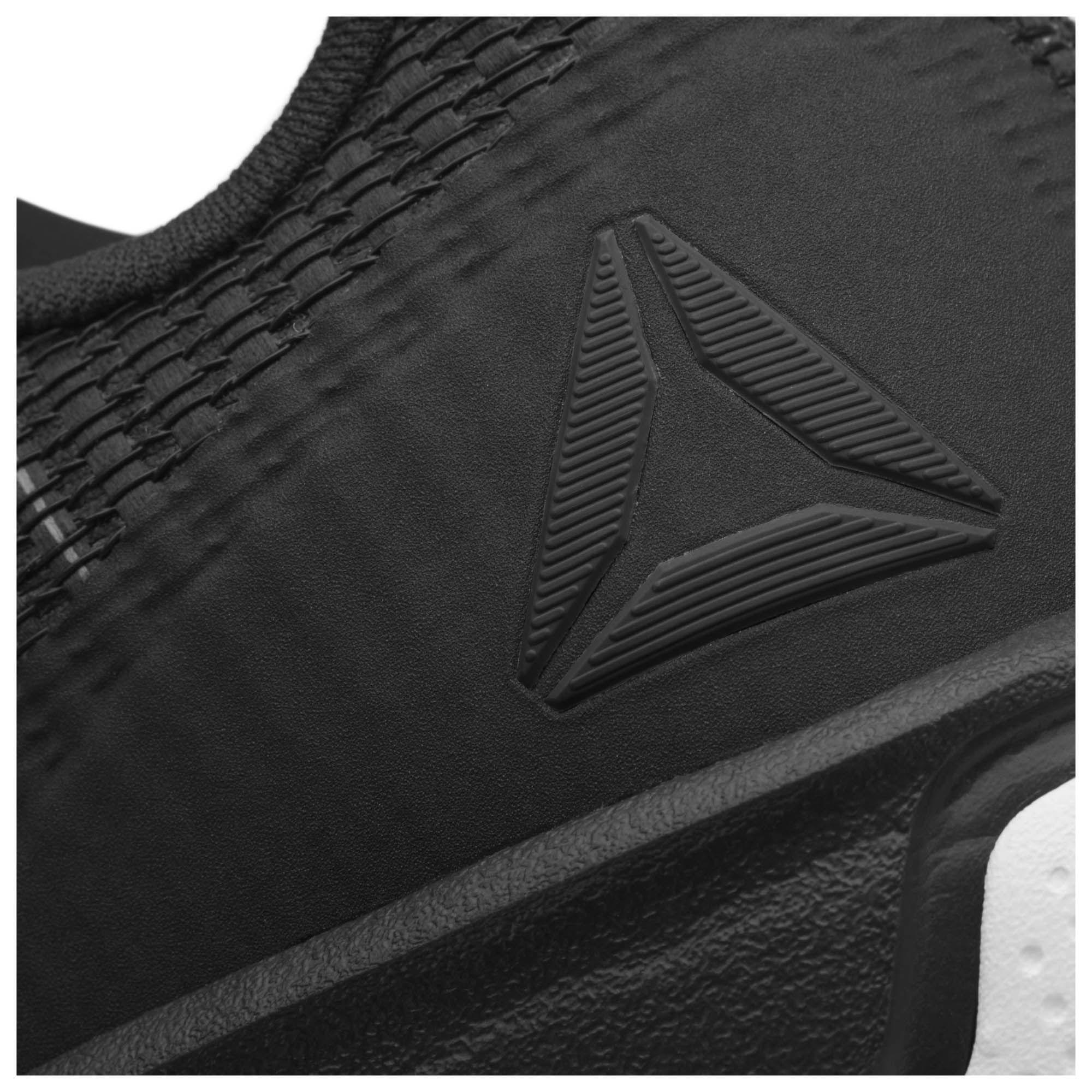 8780e03b089cd7 Мужские кроссовки Reebok Fast Flexweave Black/Ash Grey/White - фото 5