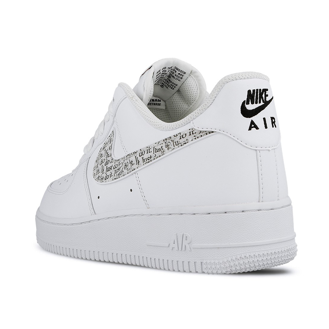 """a728236fe904 Мужские кроссовки Nike Air Force 1 '07 LV8 """"Just Do It"""" Pack"""