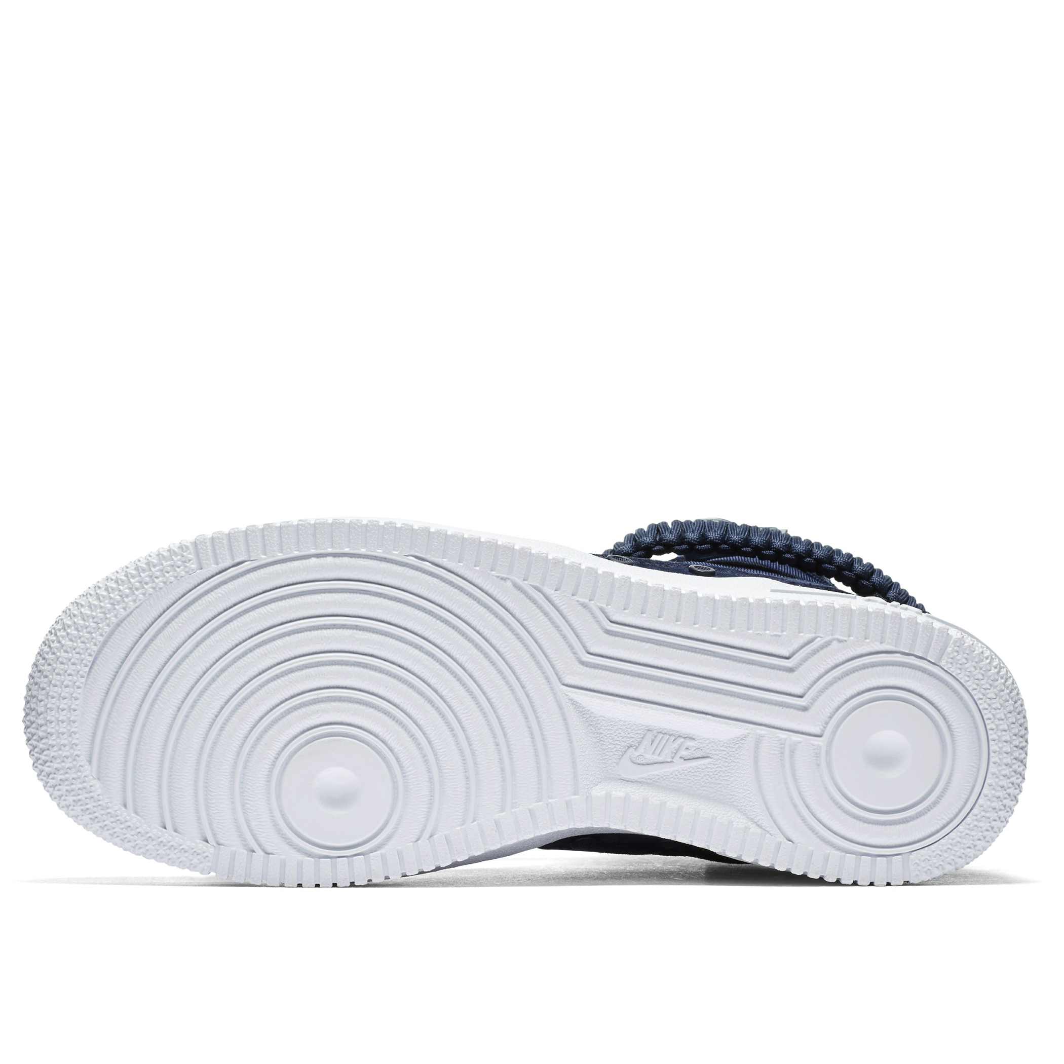 c71770c483f5 Женские кроссовки Nike SF Air Force 1 Midnight Navy Midnight Navy-White -  фото