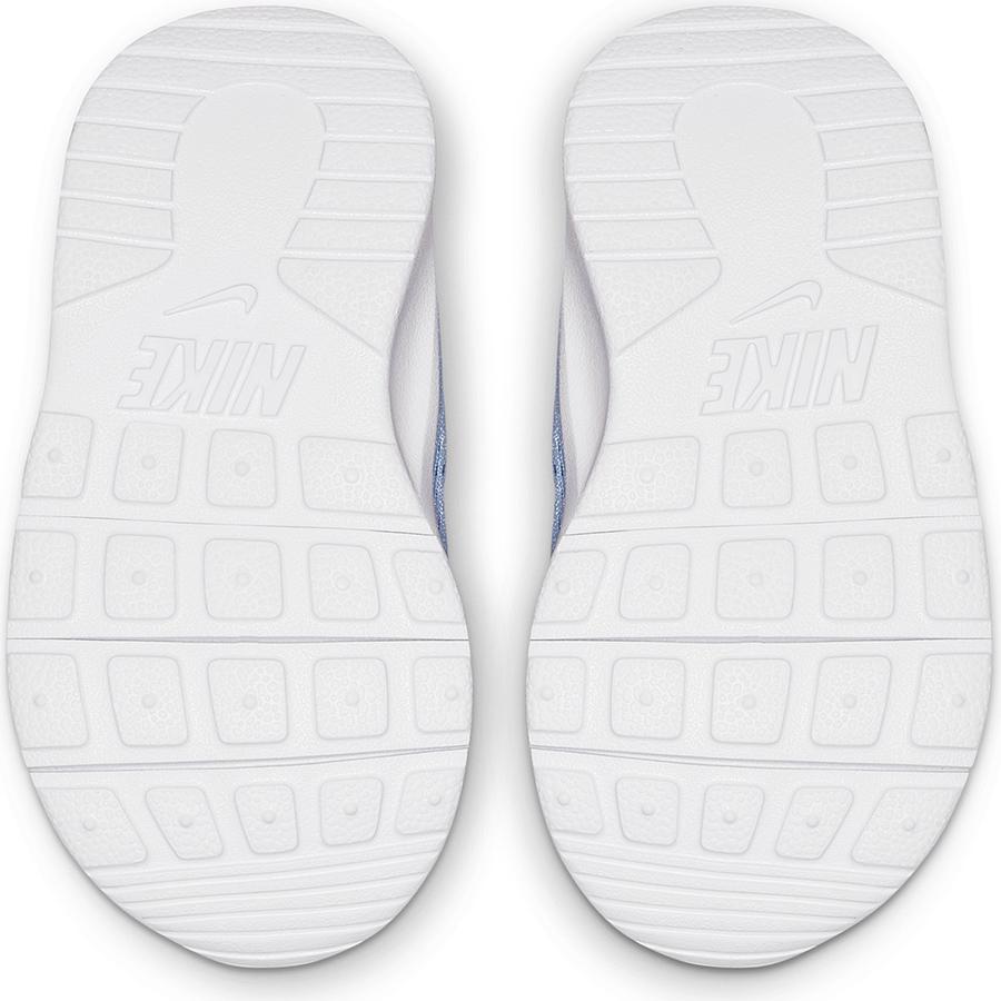 644d5a95 Кроссовки для малышей Nike Tanjun Psychic Blue/Bleached Coral-White - фото 3
