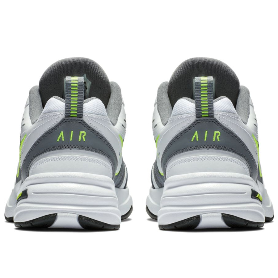 c7bf76be Мужские кроссовки Nike Air Monarch IV White/Cool Grey-Anthracite - фото 4