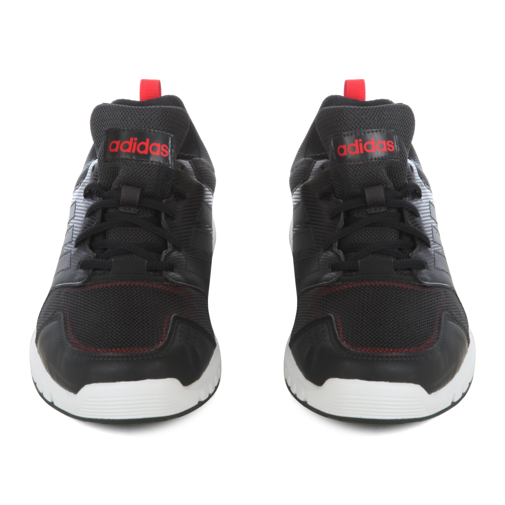 timeless design 5e2de 9a7f6 Мужские кроссовки adidas Performance Essential Star 3 CarbonCore Black -  фото 3