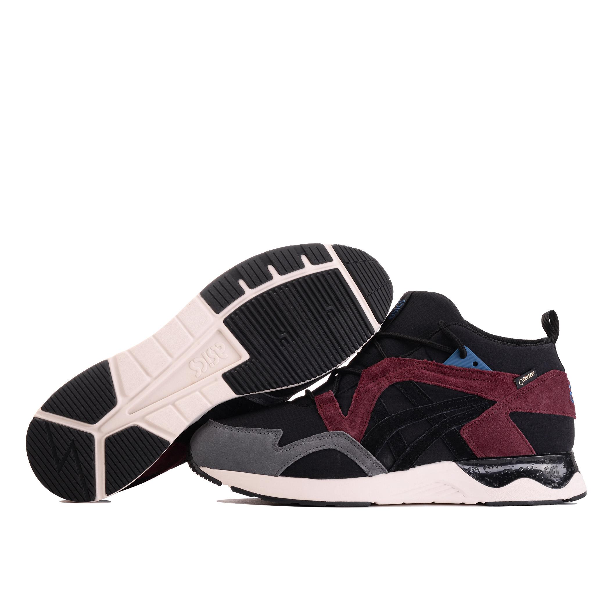 11dd0f09 Мужские кроссовки ASICS Tiger Gel Lyte V Sanze MT Gore-Tex Black - фото 5