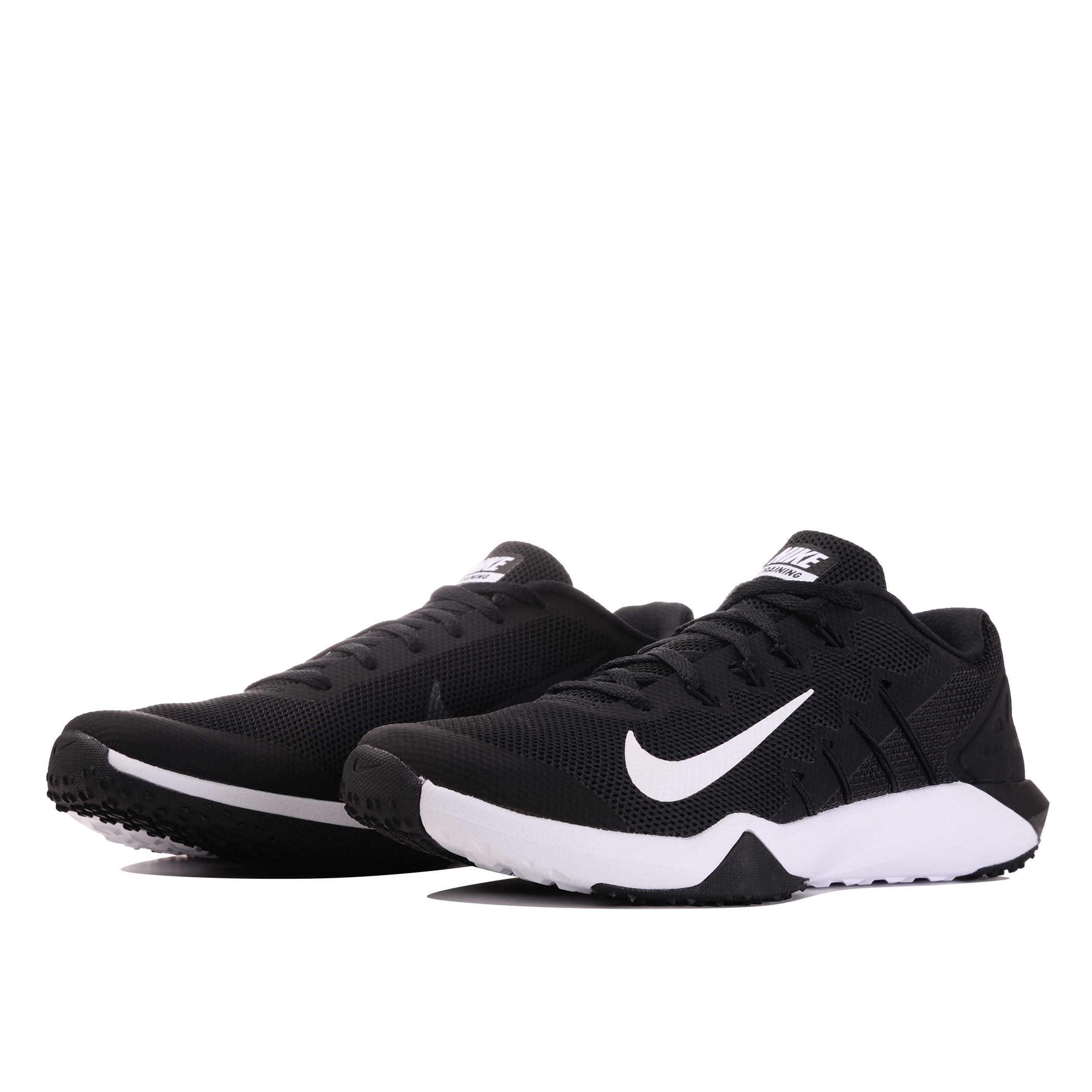 17dda21b Мужские кроссовки Nike Retaliation Training 2 Black/White-Anthracite - фото  2