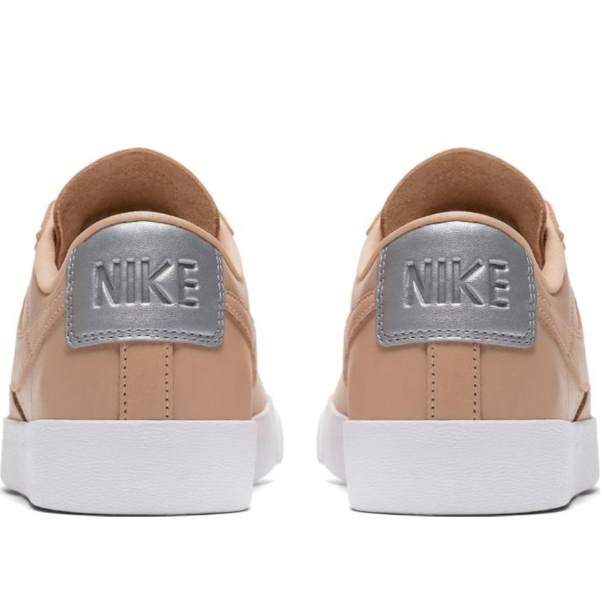 Женские кроссовки Nike Blazer Premium Low QS Bio Beige - фото 5 70e465e3c