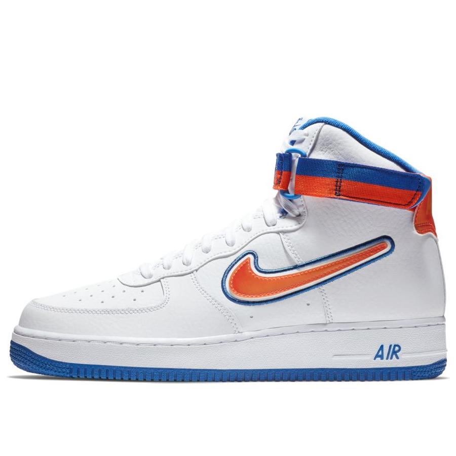 392320f0 Мужские кроссовки Nike Air Force 1 High '07 LV8 Sport White/Team Orange-