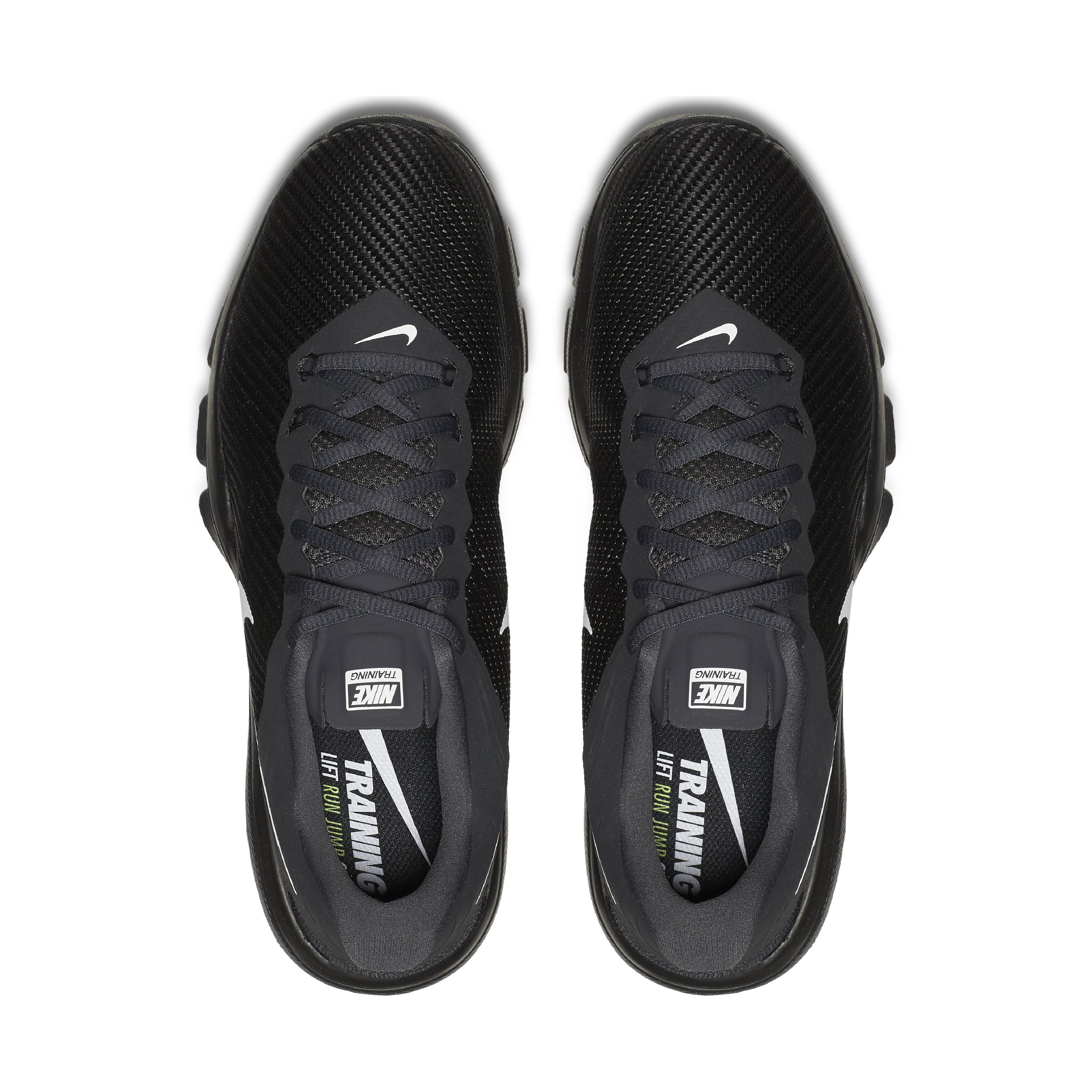8b255cfb Мужские кроссовки Nike Air Max Full Ride Training 1.5  Black/White-Anthracite - фото