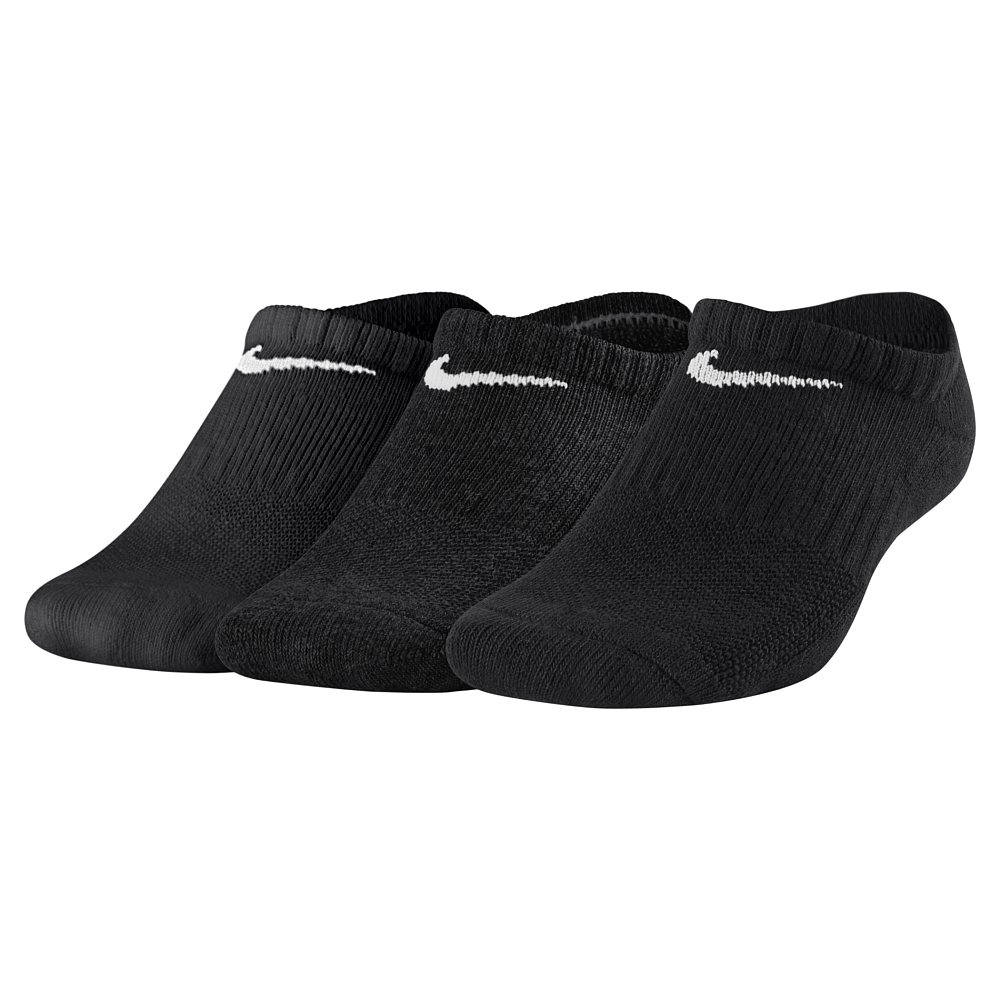 Performance Cushioned No Show Training 3-Pack