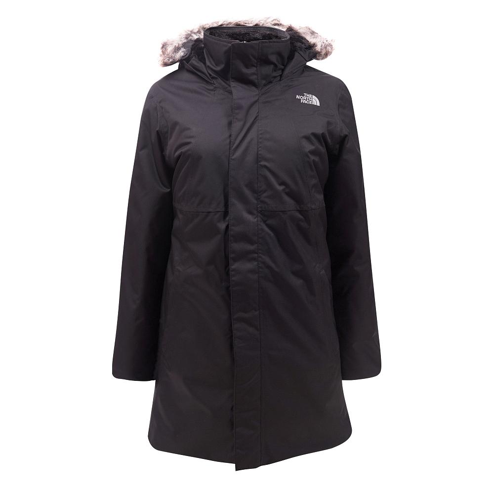 Arctic Swirl Down Jacket